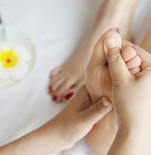Euthalia-LUXE PEDICURE BEHANDELING